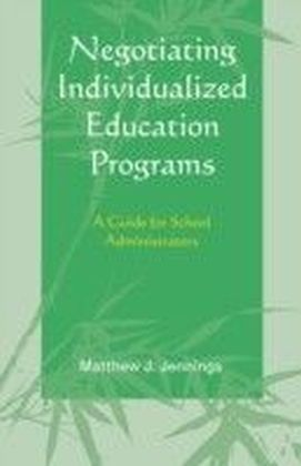 Negotiating Individualized Education Programs