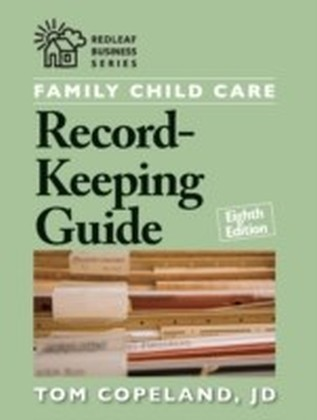 Family Child Care Record-Keeping Guide