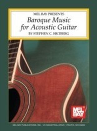 Baroque Music for Acoustic Guitar