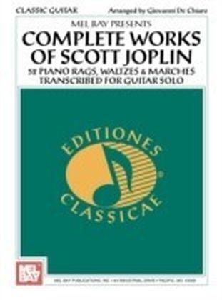 Complete Works of Scott Joplin for Guitar