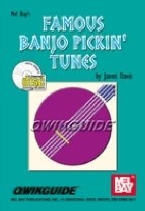 Famous Banjo Pickin' Tunes QWIKGUIDE