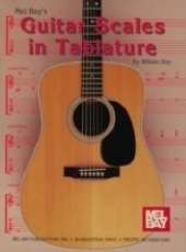 Guitar Scales in Tablature