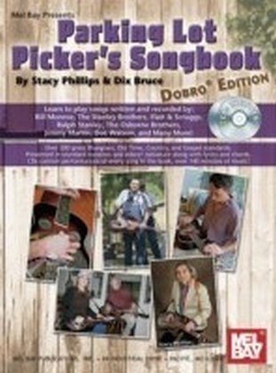 Parking Lot Picker's Songbook - Dobro Edition/2-CD Set