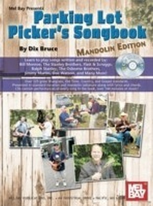 Parking Lot Picker's Songbook - Mandolin Edition
