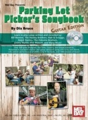 Parking Lot Picker's Songbook - Guitar Edition