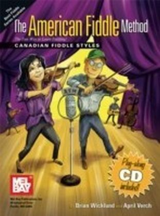 American Fiddle Method - Canadian Fiddle Styles