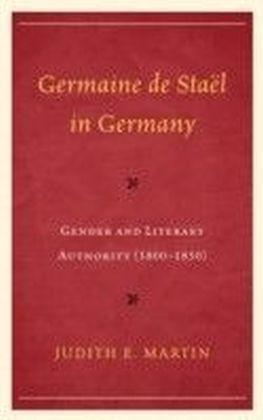 Germaine de Sta and German Women