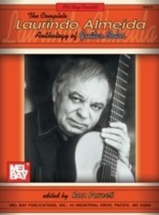 Complete Laurindo Almeida Anthology of Guitar Solos