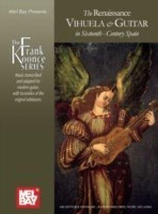 Renaissance Vihuela & Guitar In Sixteenth-Century Spain