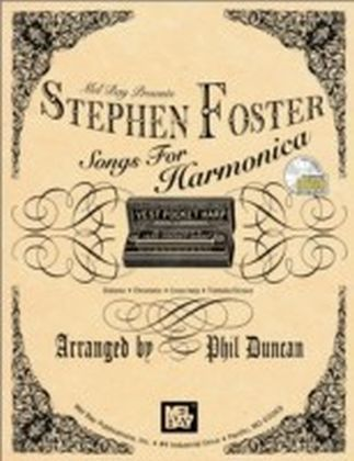 Stephen Foster Songs for Harmonica