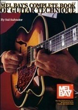 Complete Book Of Guitar Technique
