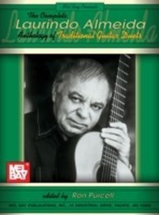 Complete Laurindo Almeida Anthology of Traditional Guitar Duets