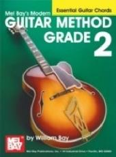 """Modern Guitar Method"" Series Grade 2, Essential Guitar Chords"