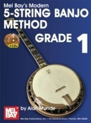 Modern 5-String Banjo Method Grade 1
