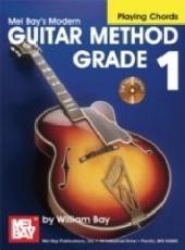"""""""Modern Guitar Method"""" Series Grade 1, Playing Chords"""
