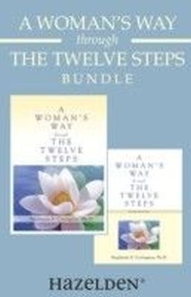 Woman's Way through the Twelve Steps & A Woman's Way through the Twelve Steps Workbook