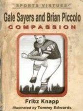 Gale Sayers and Brian Piccolo