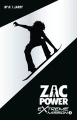 Zac Power Extreme Mission - Ice Patrol