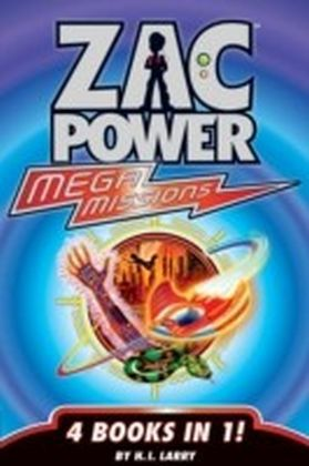 Zac Power Mega Missions