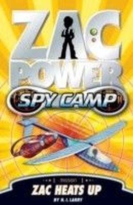 Zac Power Spy Camp