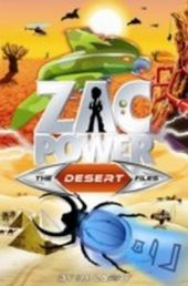 Zac Power Special Files - The Desert Files