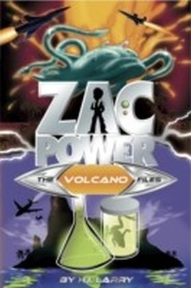 Zac Power Special Files - The Volcano Files