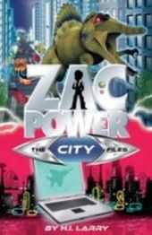 Zac Power Special Files - The City Files