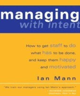 Managing with Intent