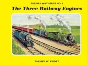 Three Railway Engines