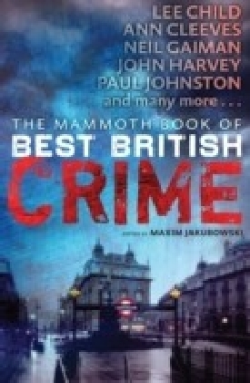 Mammoth Book of Best British Crime 10