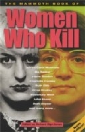Mammoth Book of Women Who Kill