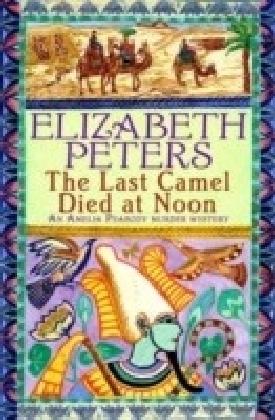 Last Camel Died at Noon