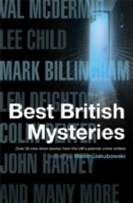 Mammoth Book of Best British Mysteries