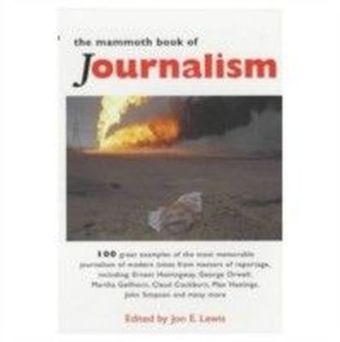 Mammoth Book of Journalism