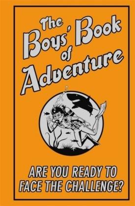 Boys' Book of Adventure