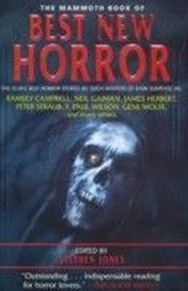 Mammoth Book of Best New Horror 2000