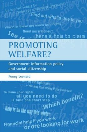 Promoting welfare?