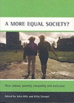 more equal society?