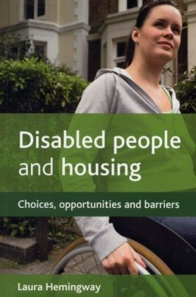 Disabled people and housing