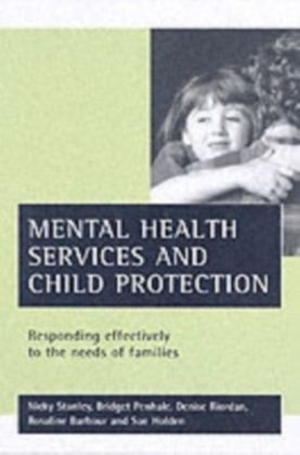 Child protection and mental health services