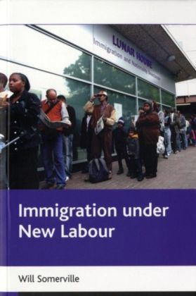 Immigration under New Labour