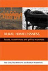 Rural homelessness