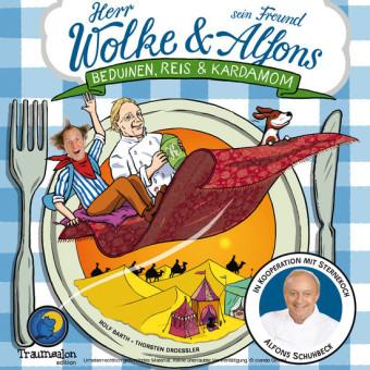 Herr Wolke und sein Freund Alfons: Beduinen, Reis & Kardamom
