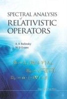 Spectral Analysis Of Relativistic Operators