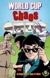 World Cup Chaos (Alien Detective Agency)
