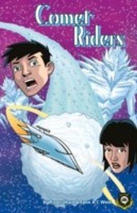 Comet Riders (Alien Detective Agency)
