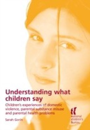 Understanding what children say