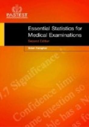 Essential Statistics for Medical Examinations, 2e