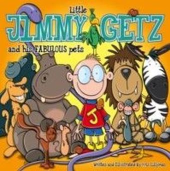 Little Jimmy Getz and His Fabulous Pets for Tablet Devices
