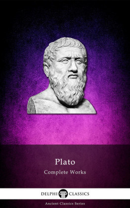 Delphi Complete Works of Plato (Illustrated)